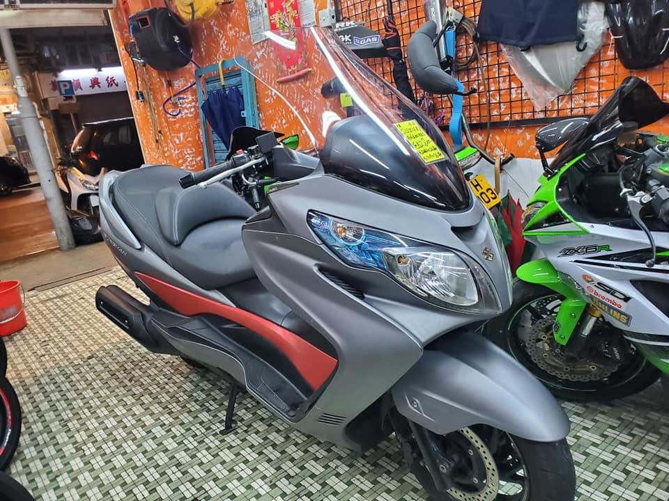 SUZUKI Burgman 400 (SKYWAVE400) 2016    -「Webike摩托車市」