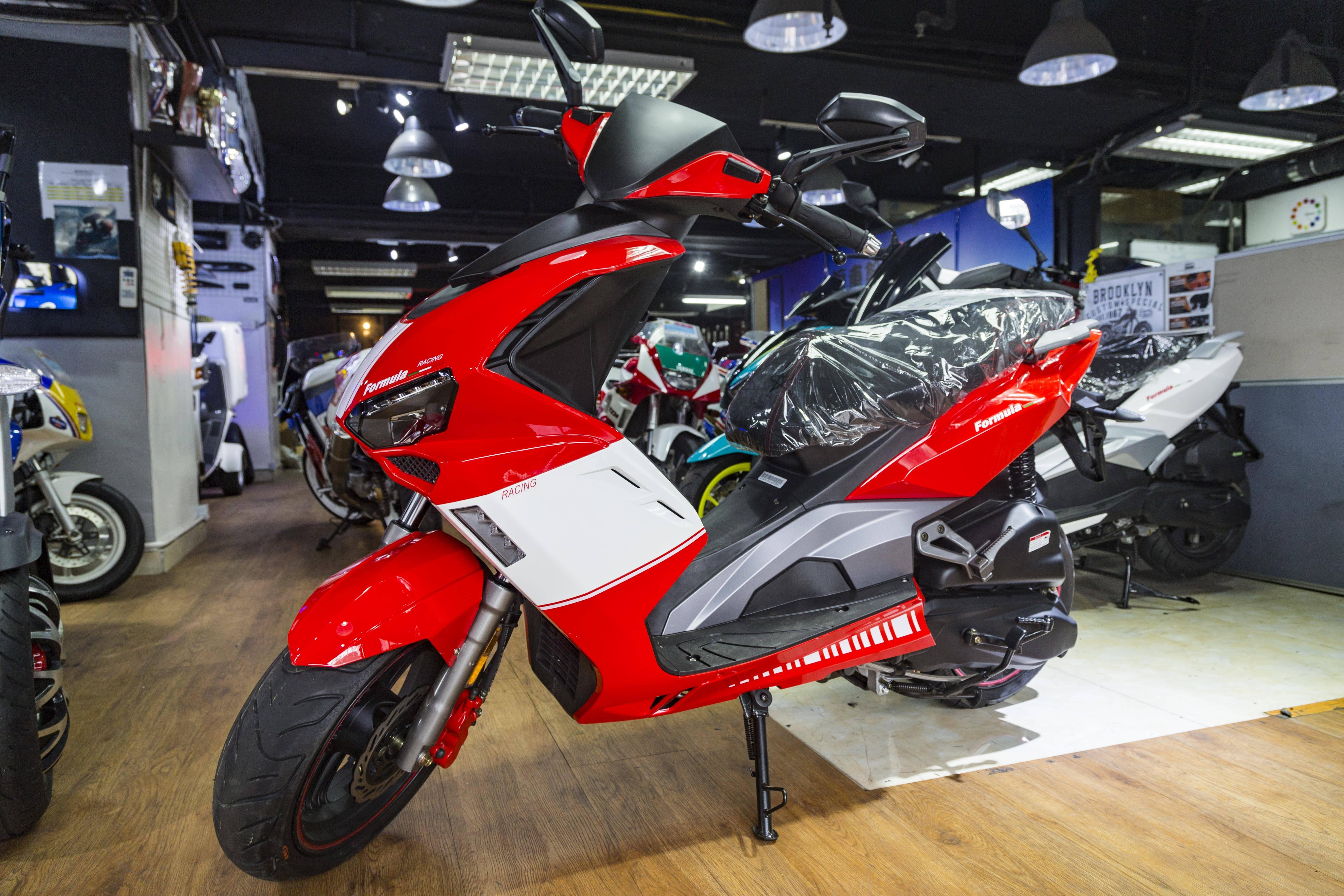 ITALJET ITALJET Formula 125 2020 紅色 - 「Webike摩托車市」