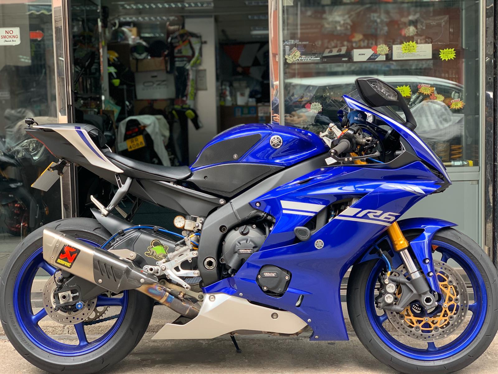 YAMAHA YZF-R6 2017    -「Webike摩托車市」