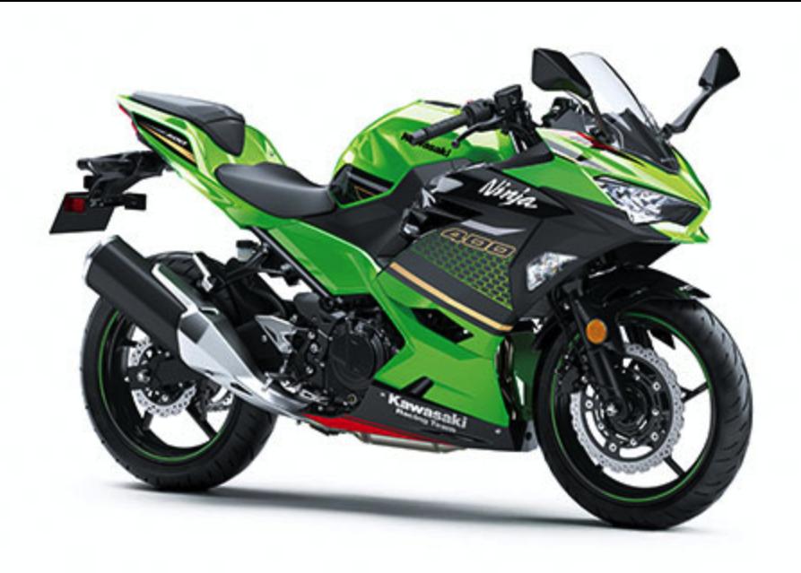 KAWASAKI NINJA400 2020 綠黑 - 「Webike摩托車市」