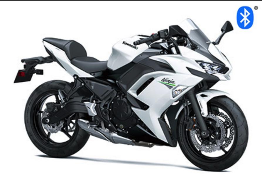 KAWASAKI NINJA650 2020 白色 - 「Webike摩托車市」