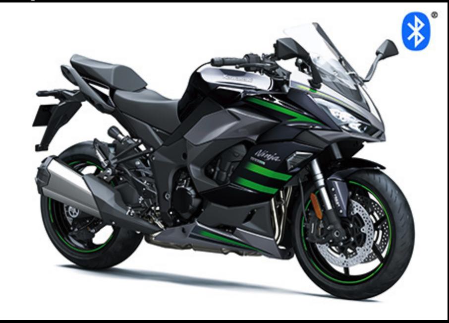 KAWASAKI NINJA1000 SX 2020 黑色 - 「Webike摩托車市」