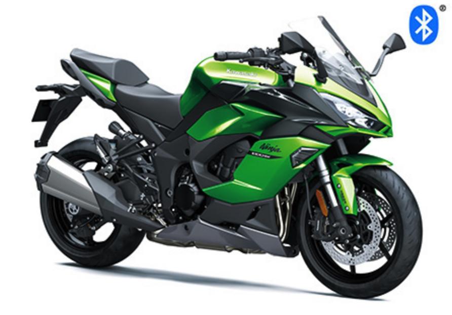 KAWASAKI NINJA1000 SX2020 黑綠 - 「Webike摩托車市」
