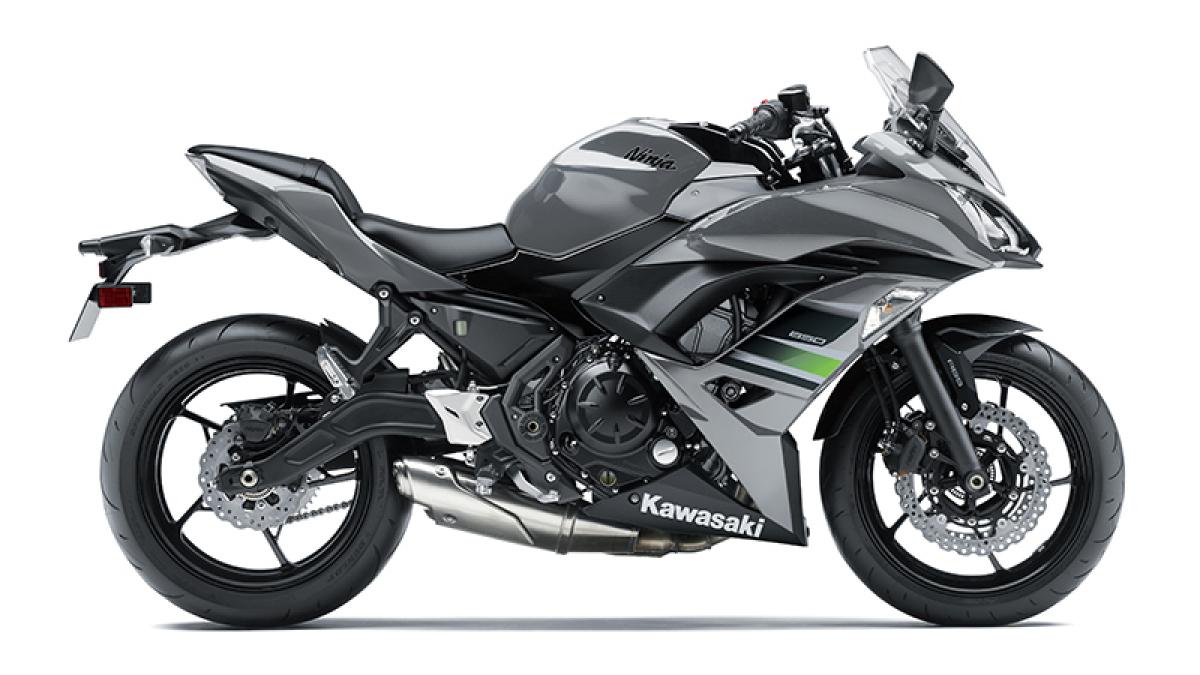 KAWASAKI NINJA650 2018 黑色 - 「Webike摩托車市」