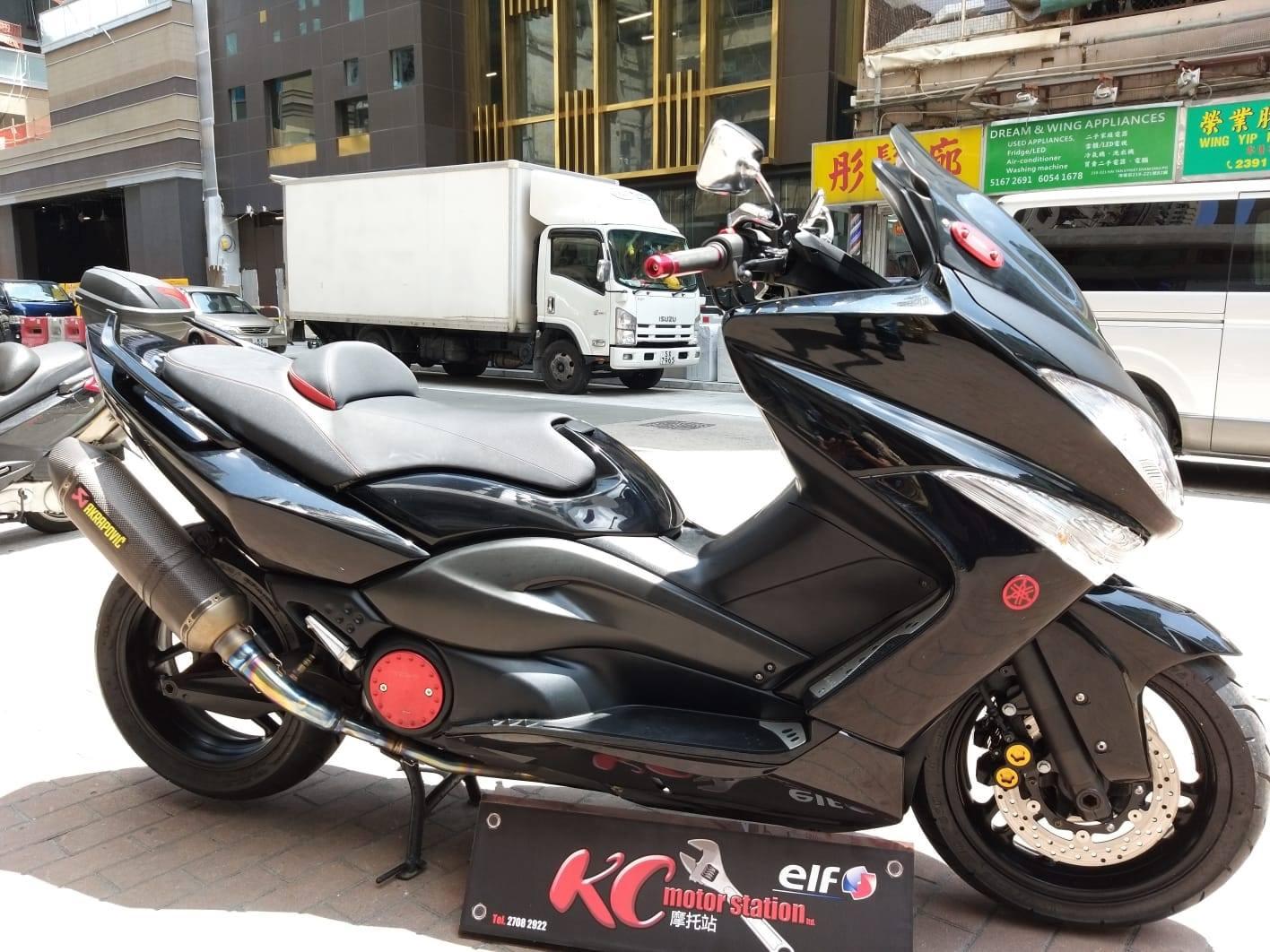 YAMAHA TMAX500 2012    -「Webike摩托車市」