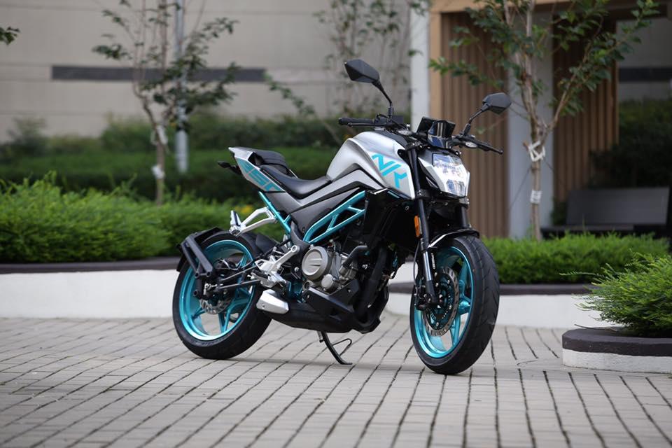 CFMOTO 春風 250NK 2018 金屬灰 - 「Webike摩托車市」