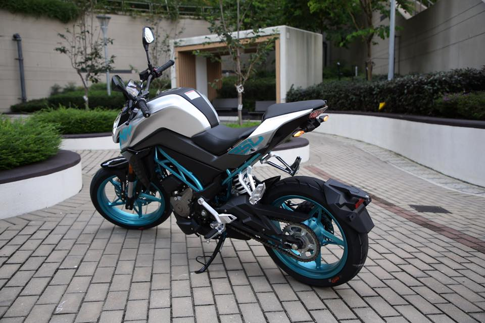 【駿揚摩托車行】 CFMOTO 春風 250NK 新車 2018年 - 「Webike摩托車市」