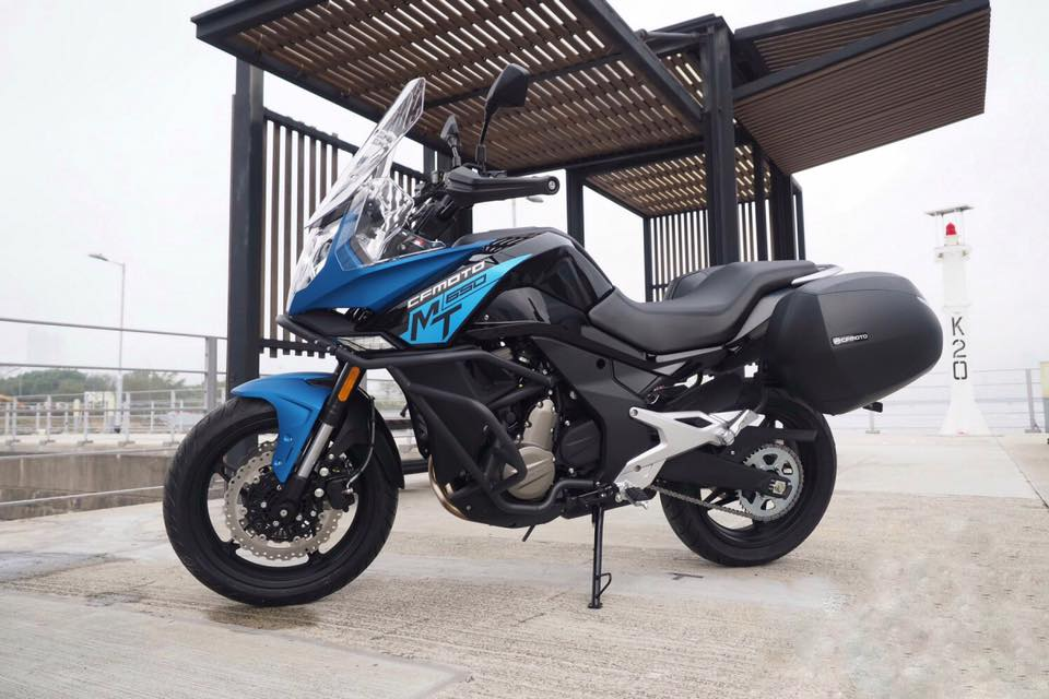 CFMOTO 春風 CF650 2020 黑色 - 「Webike摩托車市」