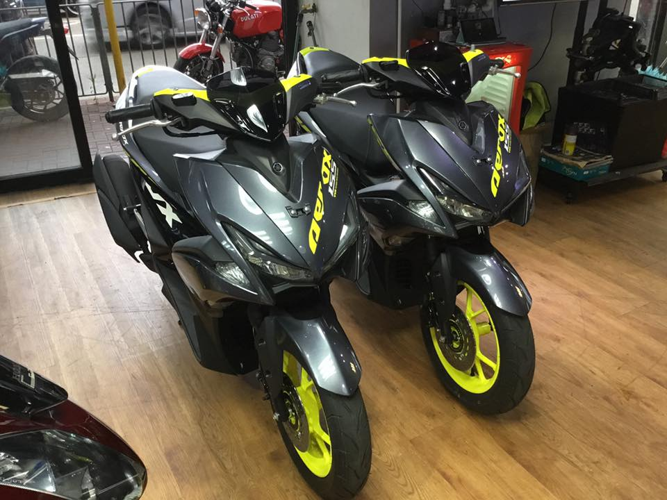 【瀛車館】 YAMAHA AEROX 155 新車 2020年 - 「Webike摩托車市」