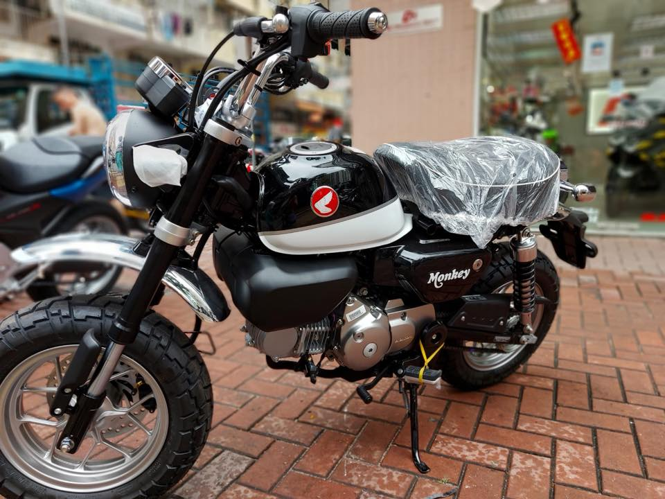 【DS MOTO】 HONDA Monkey 125 新車 2020年 - 「Webike摩托車市」