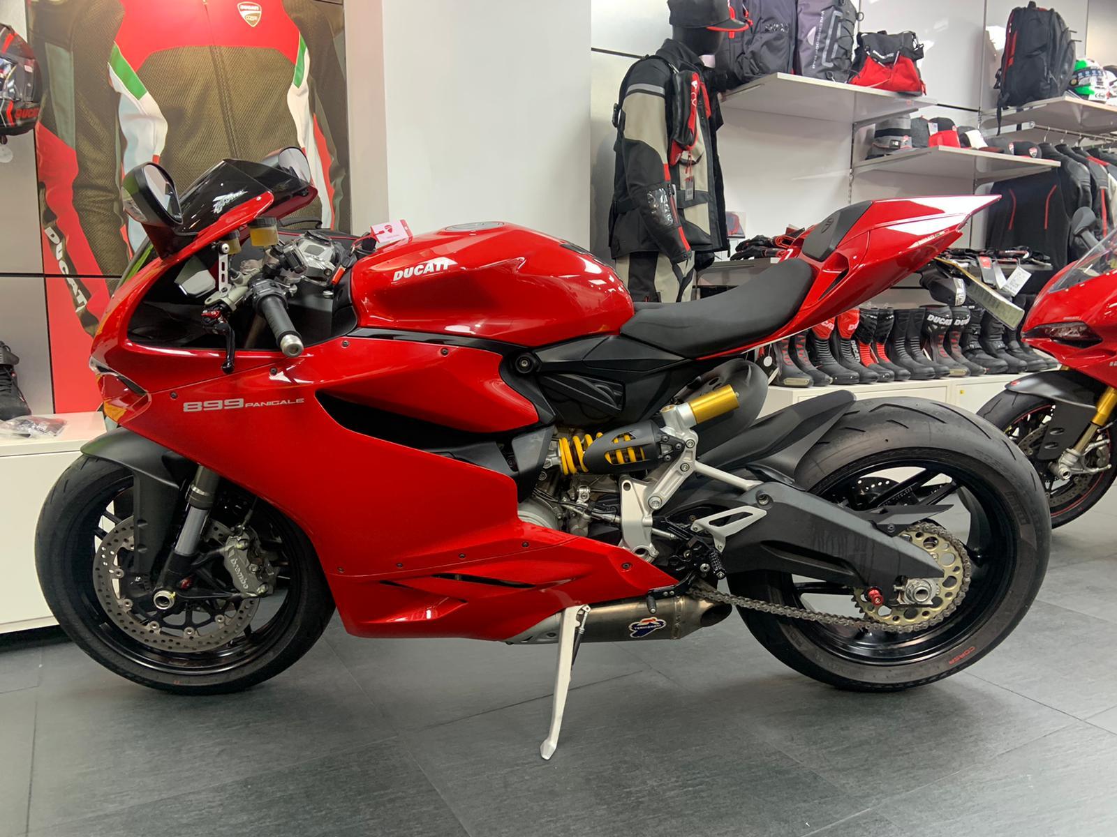 DUCATI 899Panigale 2014 紅色 - 「Webike摩托車市」
