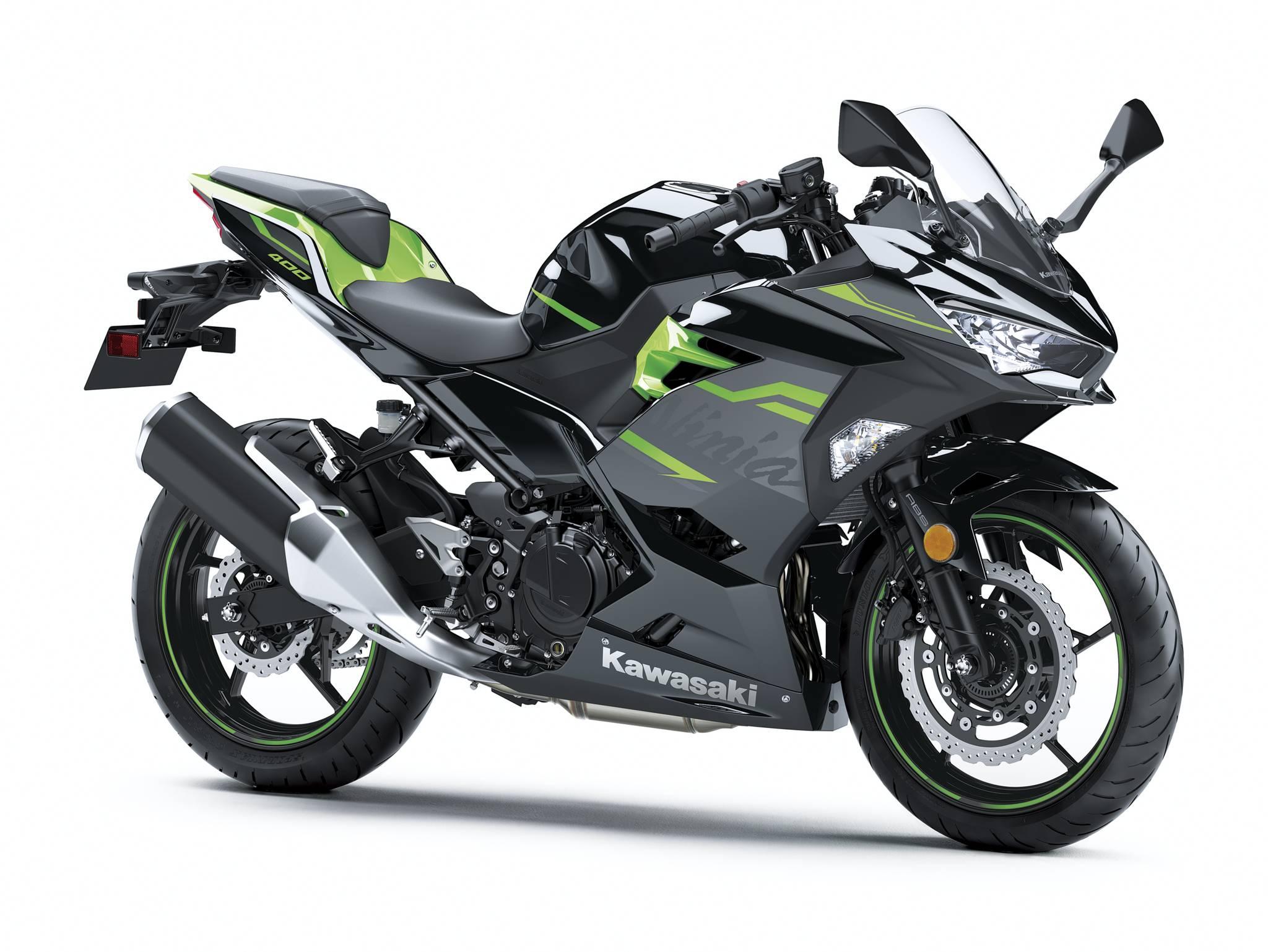 KAWASAKI NINJA400 2020 黑色 - 「Webike摩托車市」