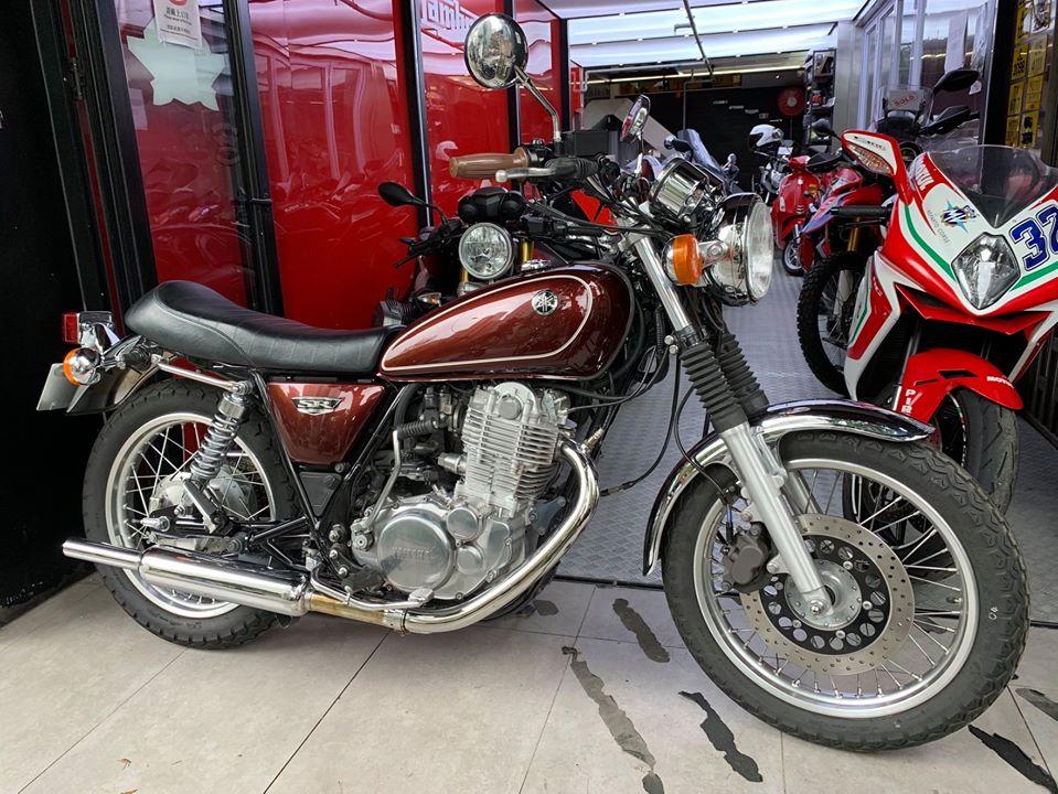 YAMAHA SR400 2015    -「Webike摩托車市」