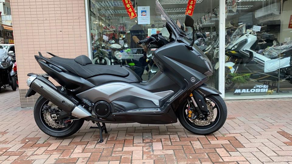 YAMAHA TMAX530 2015    -「Webike摩托車市」