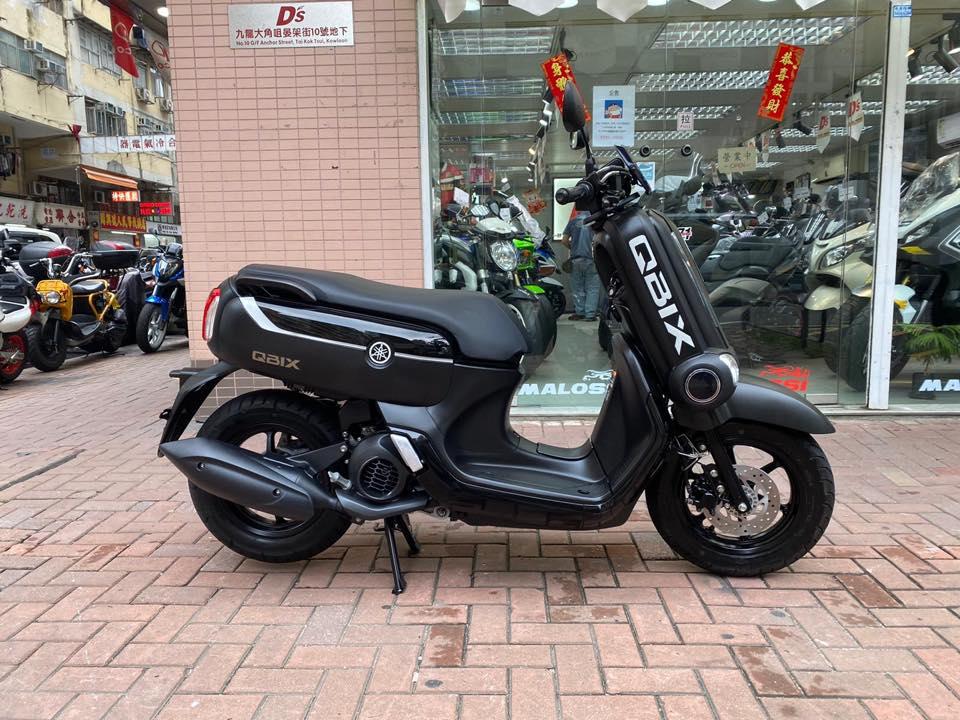 YAMAHA QBIX 2019    -「Webike摩托車市」