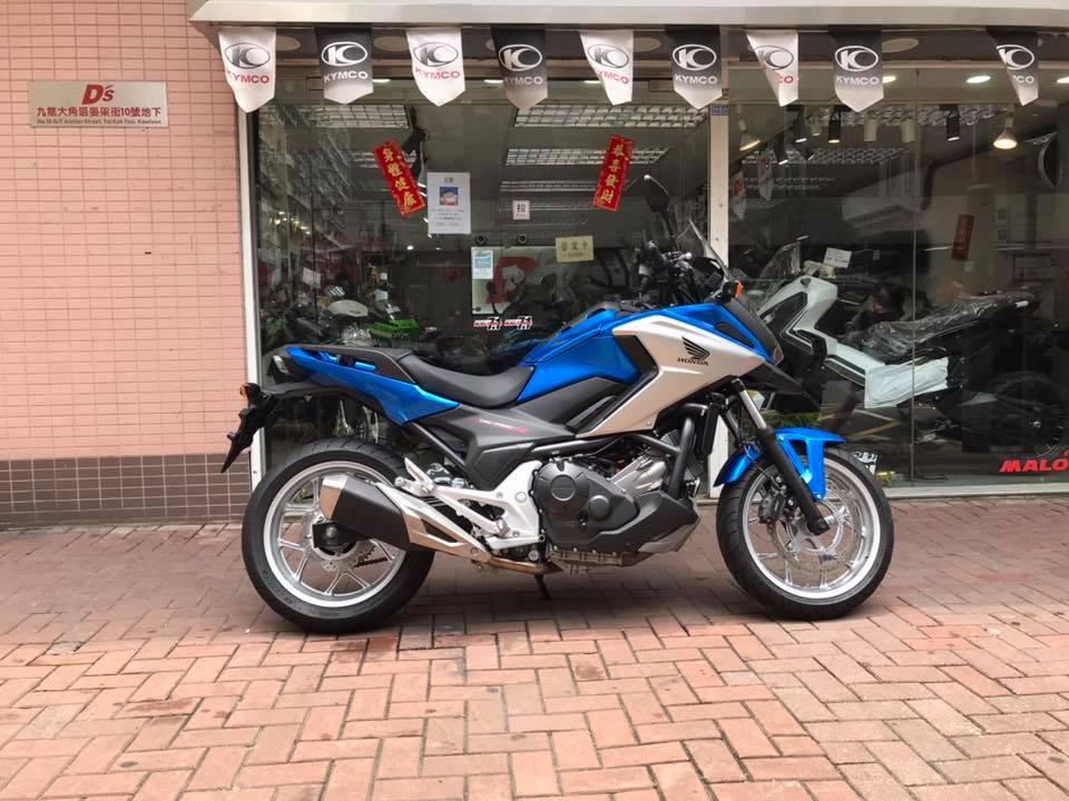 HONDA NC750X 2018    -「Webike摩托車市」