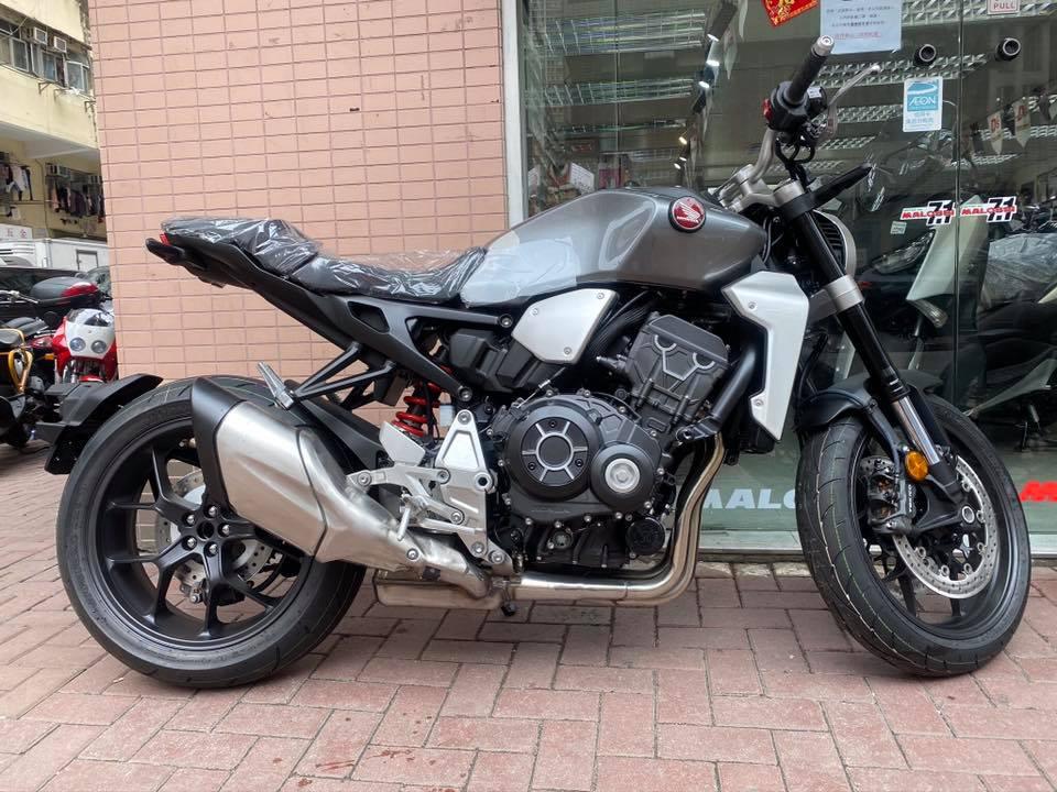 HONDA CB1000R 2020    -「Webike摩托車市」