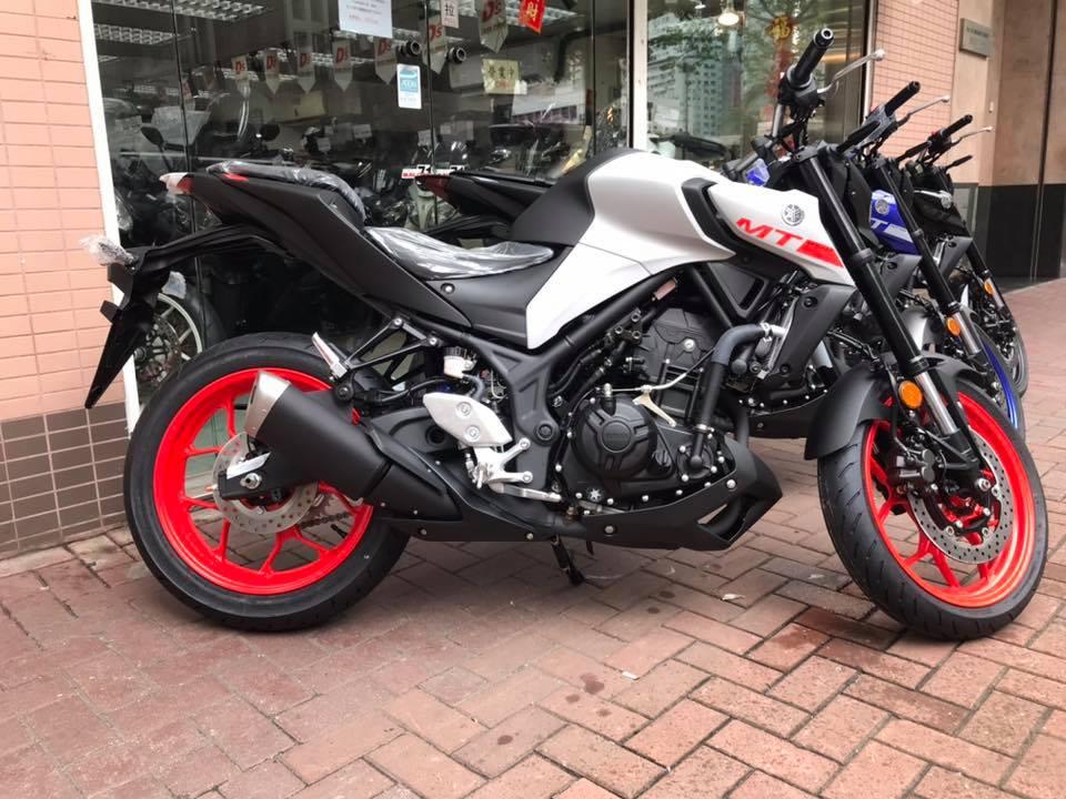 YAMAHA MT-03 2020    -「Webike摩托車市」