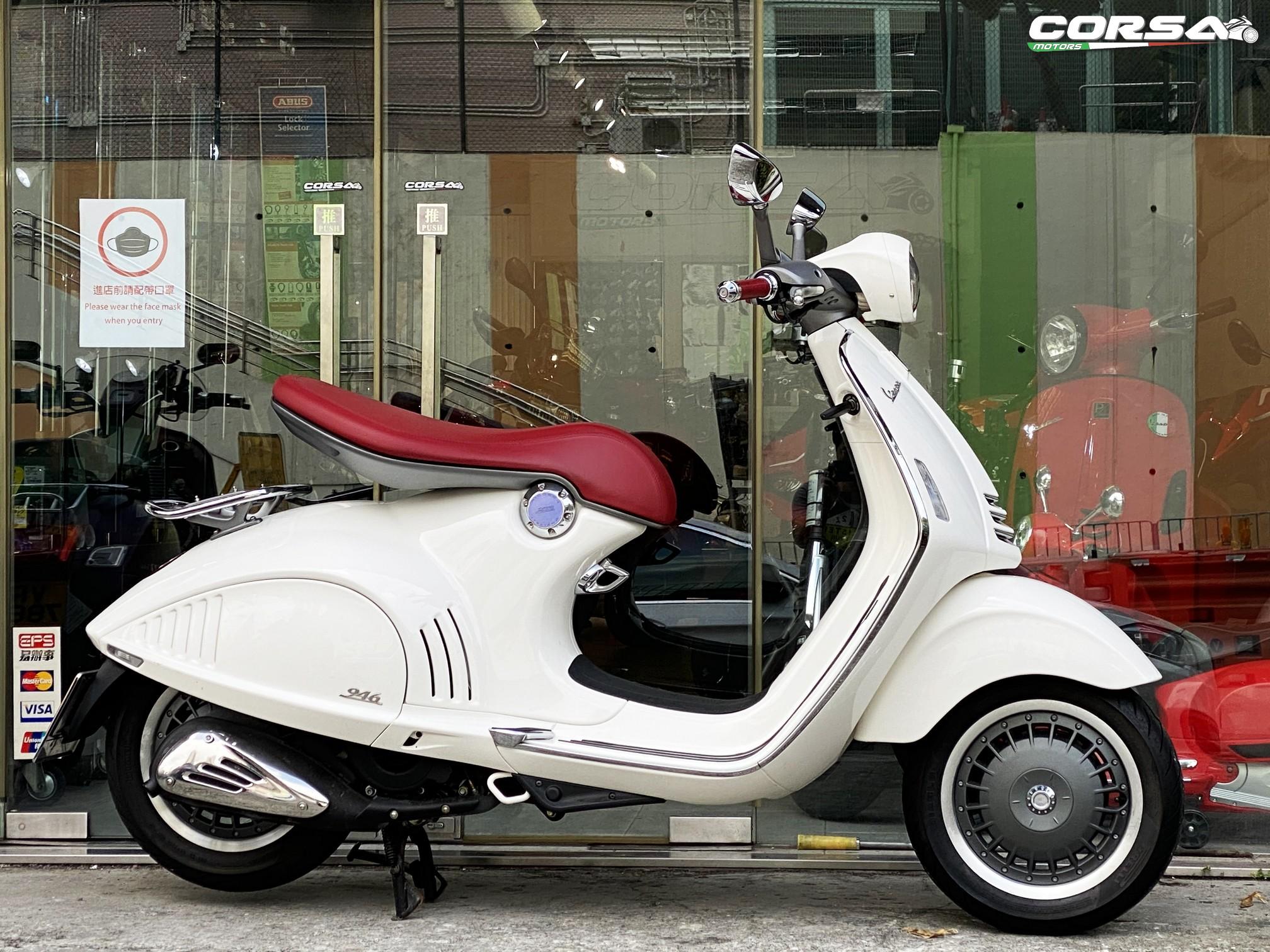 VESPA Vespa 946 2013    -「Webike摩托車市」