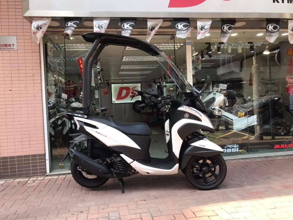 YAMAHA TRICITY 155 2019    -「Webike摩托車市」