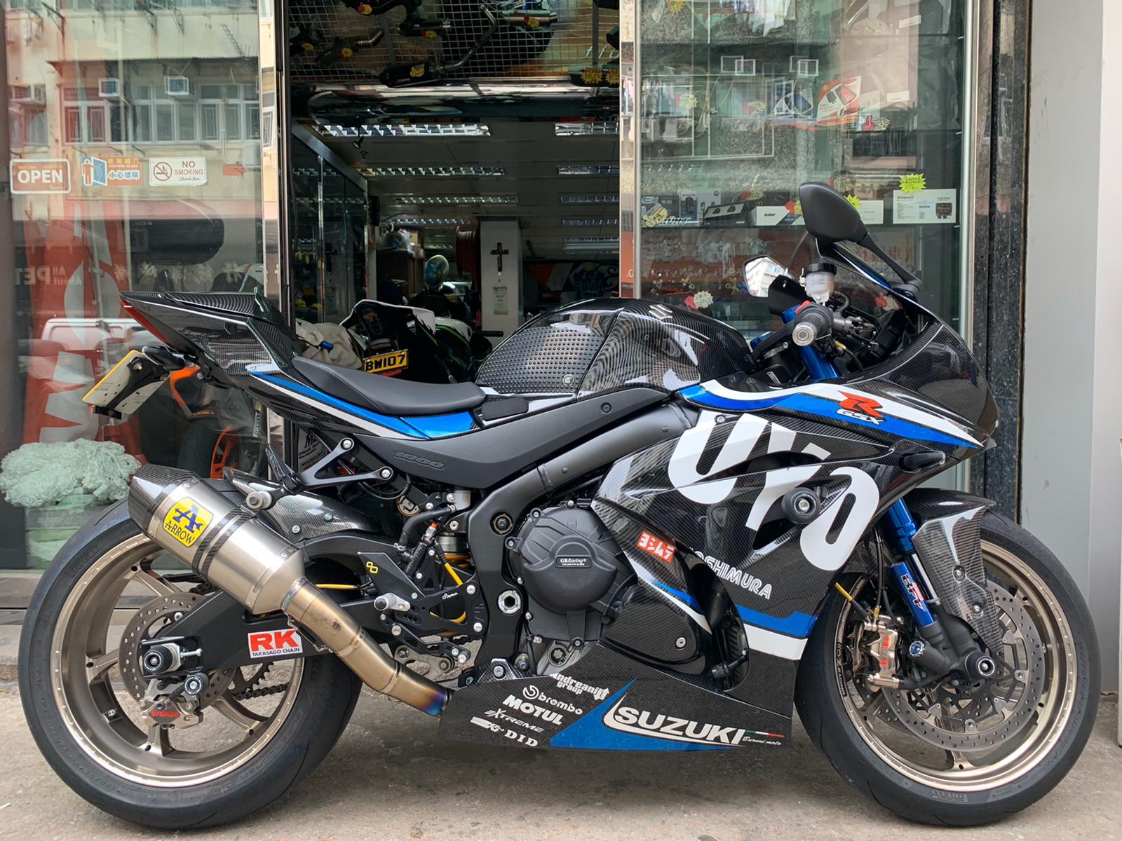 SUZUKI GSX-R1000 2018    -「Webike摩托車市」