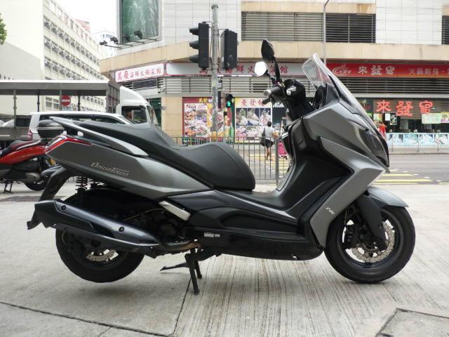 KYMCO  DownTown 350 2017    -「Webike摩托車市」