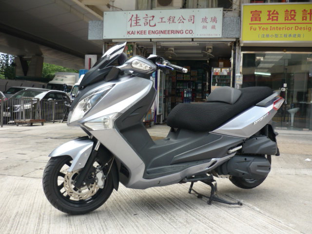 SYM 三陽 GTS 300i 二手車 2017年 - 「Webike摩托車市」