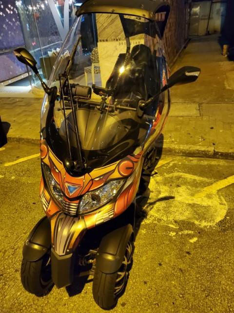 ADIVA AD3 400 二手車 2019年 - 「Webike摩托車市」