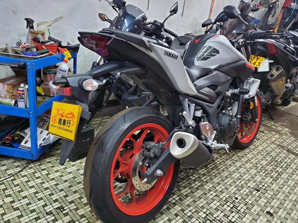 【機車行】 YAMAHA MT-03 二手車 2019年 - 「Webike摩托車市」