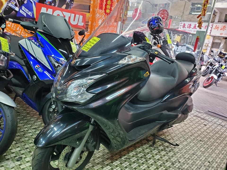 【機車行】 YAMAHA MAJESTY400 二手車 2013年 - 「Webike摩托車市」