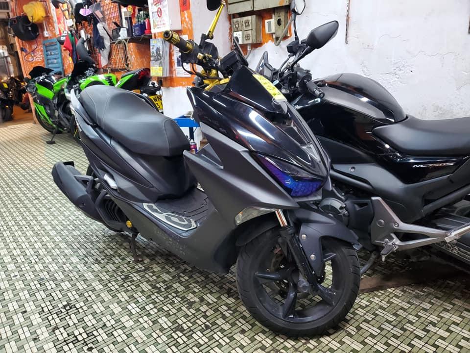 YAMAHA FORCE 2017    -「Webike摩托車市」