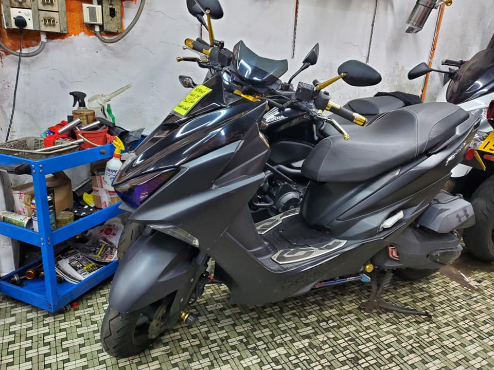 【機車行】 YAMAHA FORCE 二手車 2017年 - 「Webike摩托車市」