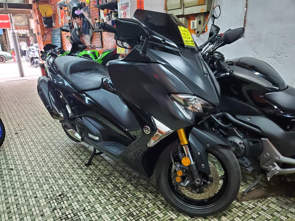 YAMAHA TMAX530 2017    -「Webike摩托車市」