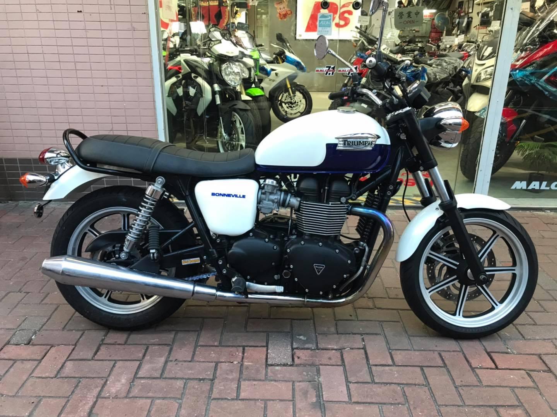 TRIUMPH BONNEVILLE900 2013    -「Webike摩托車市」