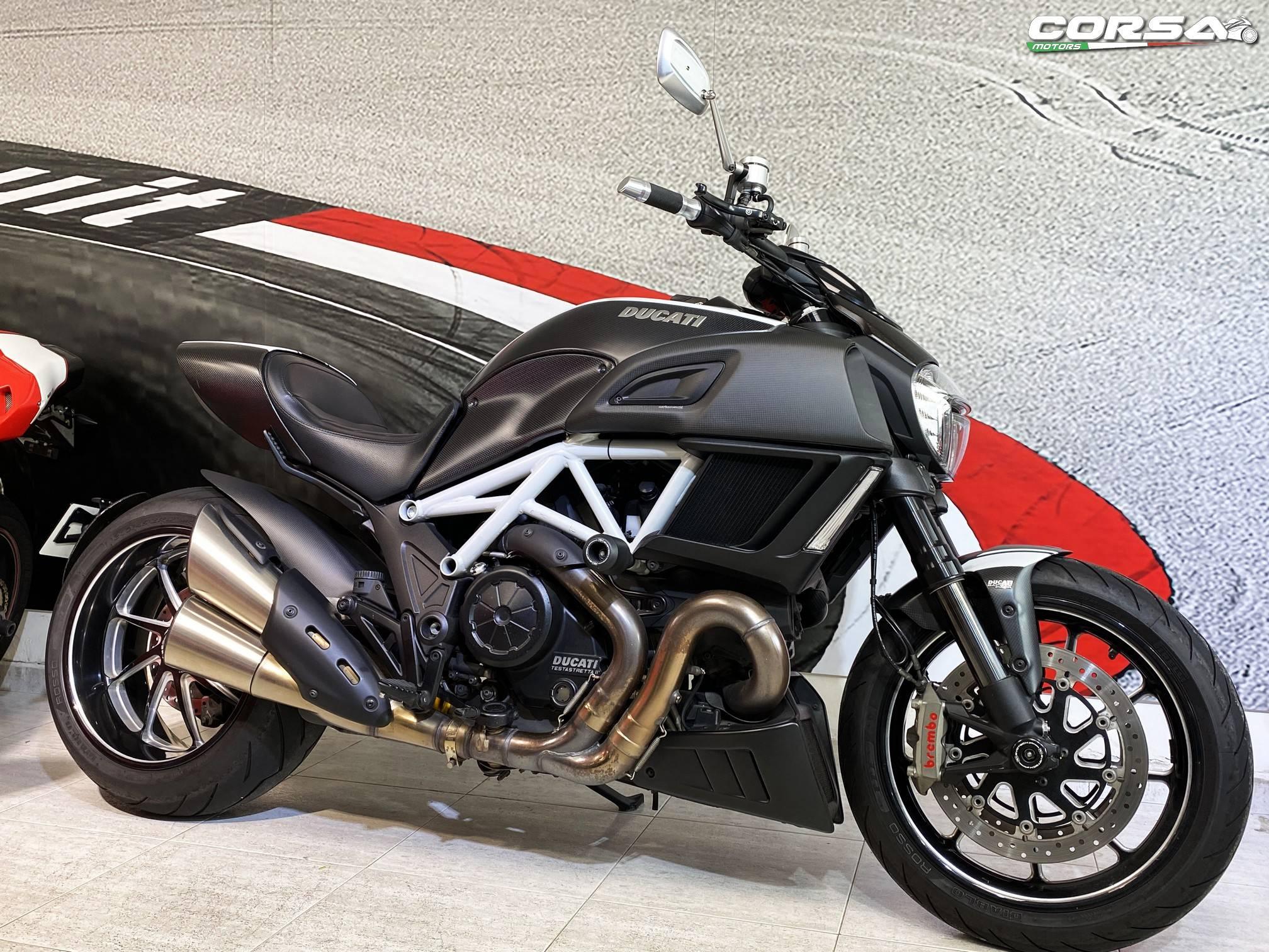 DUCATI DIAVEL CARBON 2014    -「Webike摩托車市」