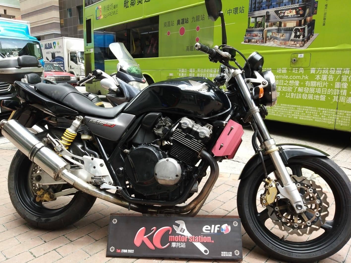 HONDA CB400SF 1999 黑色 - 「Webike摩托車市」