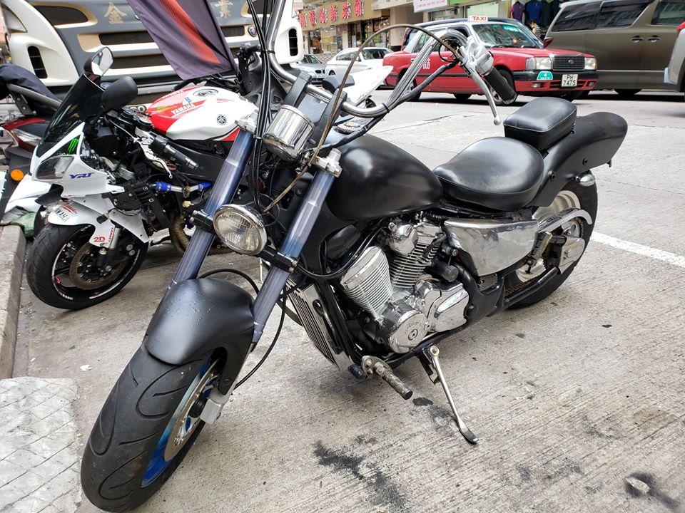 HONDA STEED400 1997    -「Webike摩托車市」