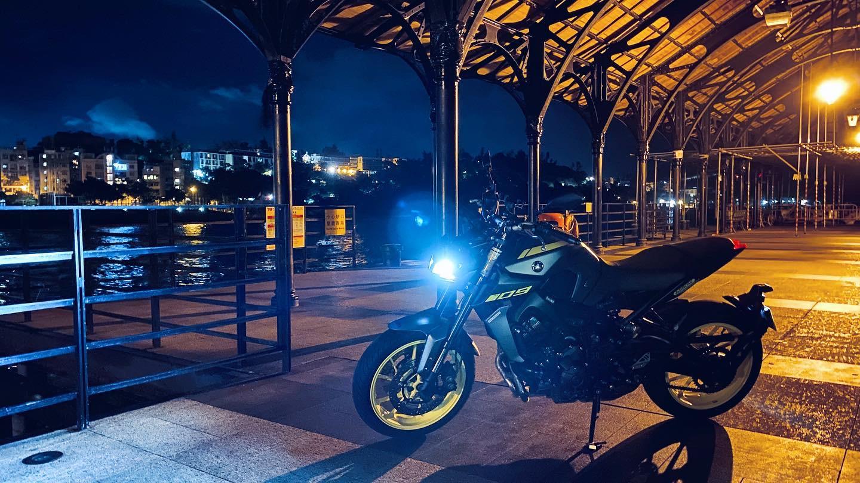 YAMAHA MT-09(FZ-09) 2018    -「Webike摩托車市」