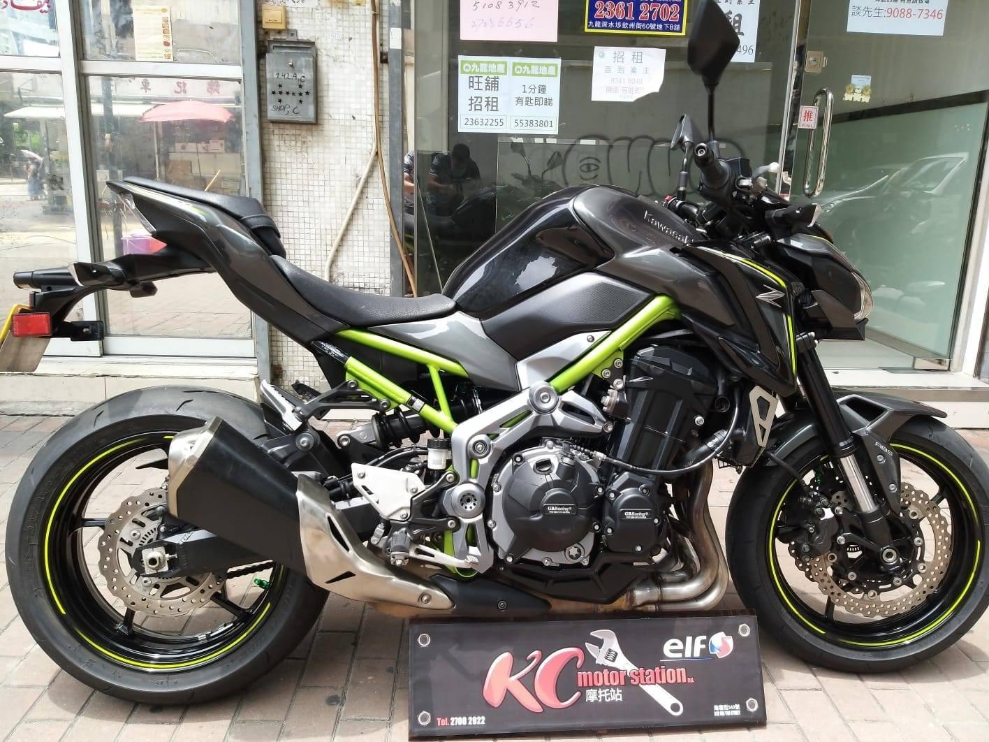 KAWASAKI Z900 2018    -「Webike摩托車市」