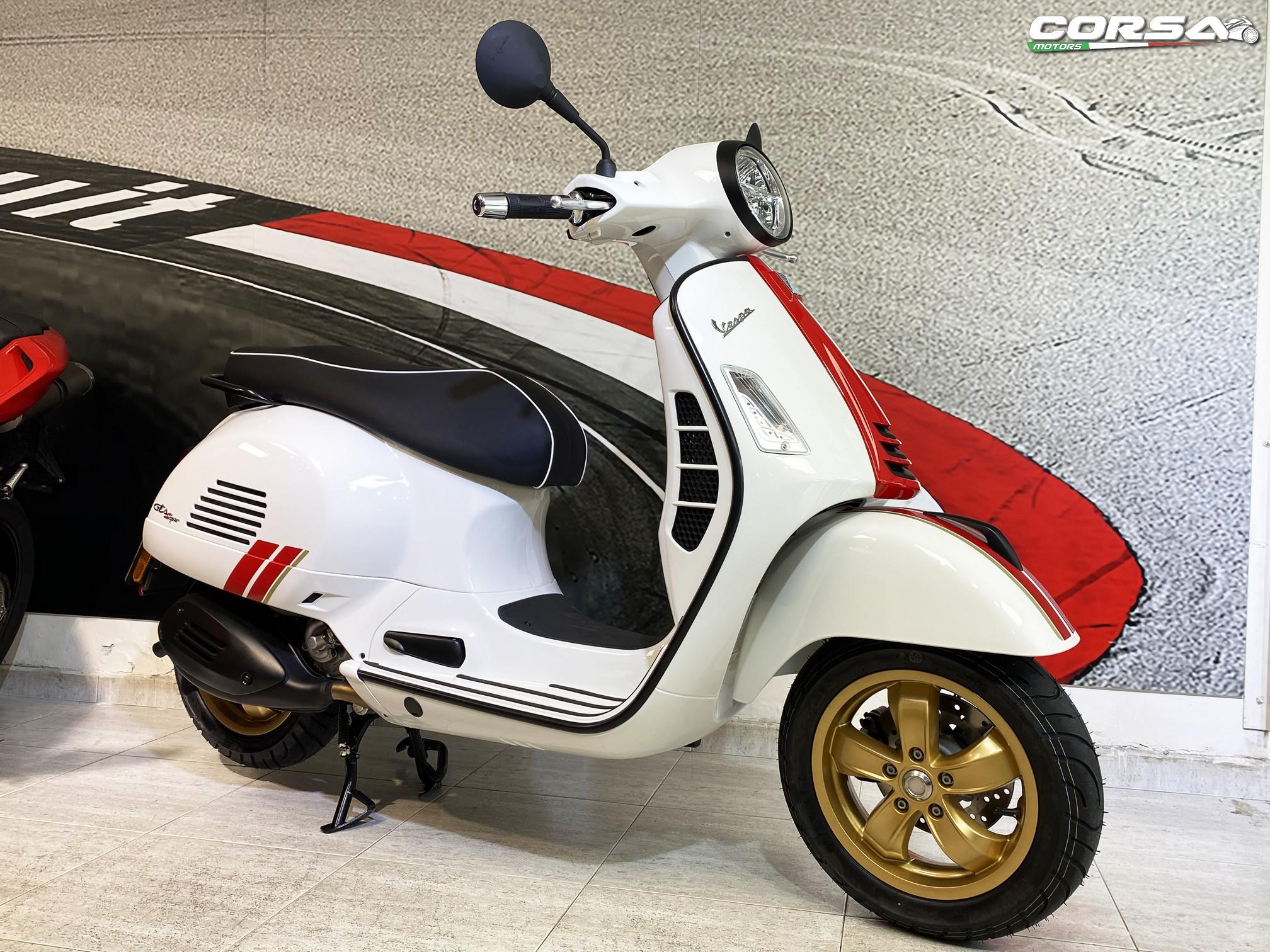 VESPA GTS300ie Super 2020    -「Webike摩托車市」