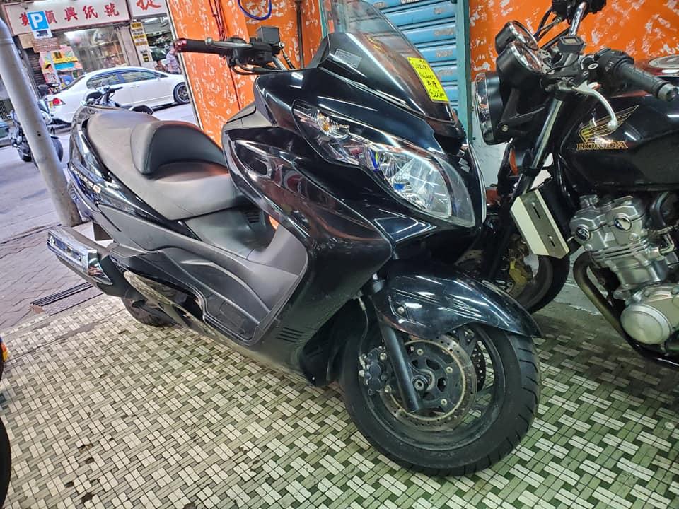 SUZUKI Burgman 400 (SKYWAVE400) 2007    -「Webike摩托車市」