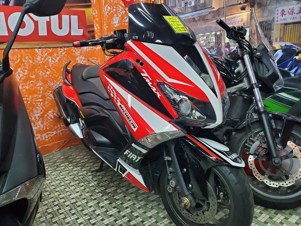 YAMAHA TMAX530 2012    -「Webike摩托車市」