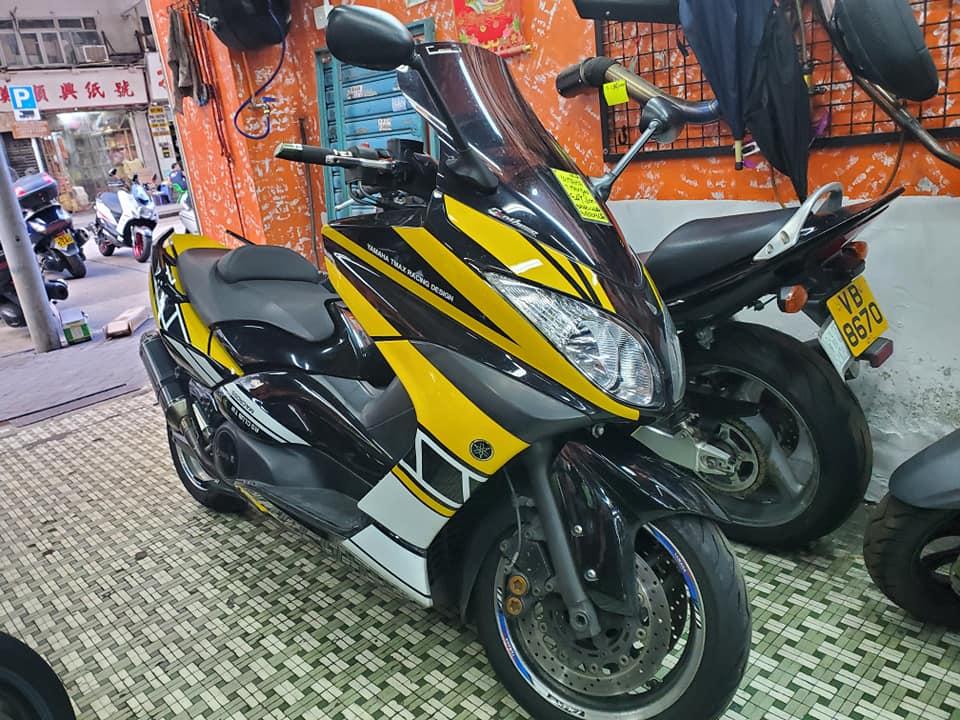 【機車行】 YAMAHA TMAX500 二手車 2008年 - 「Webike摩托車市」
