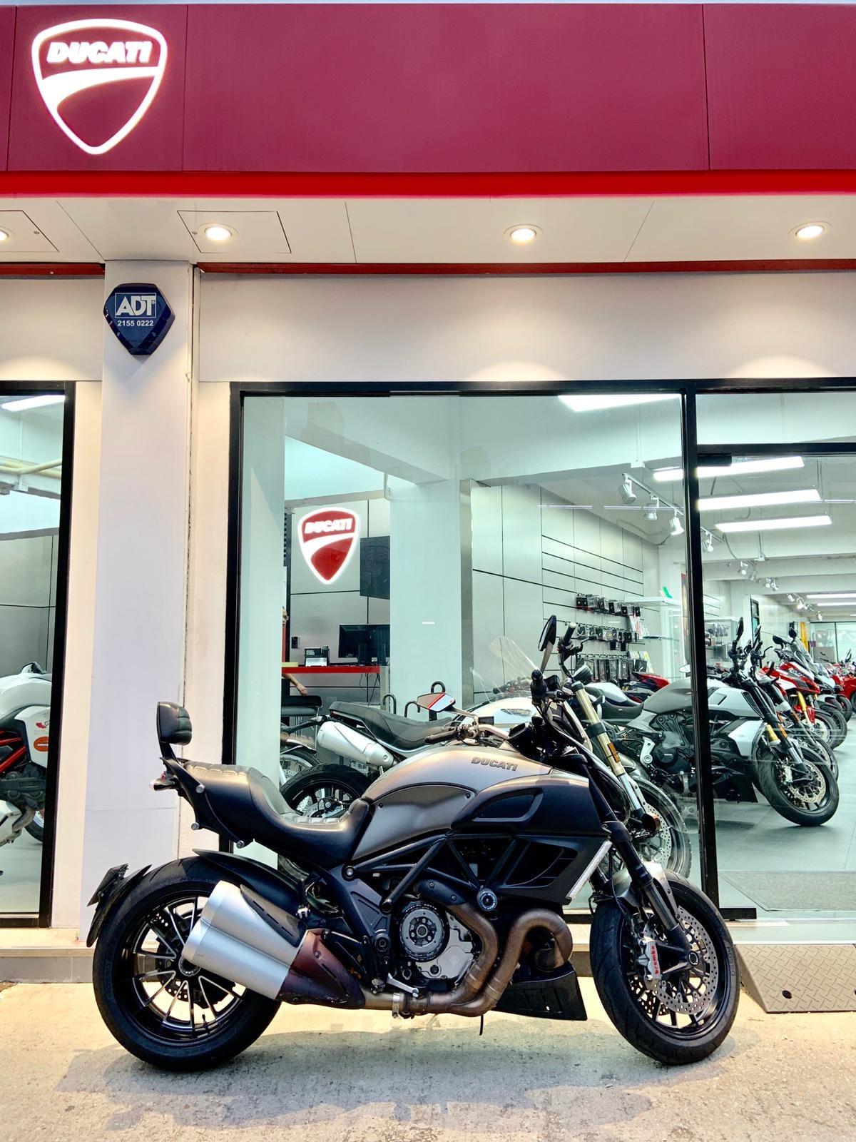 DUCATI DIAVEL 2013    -「Webike摩托車市」