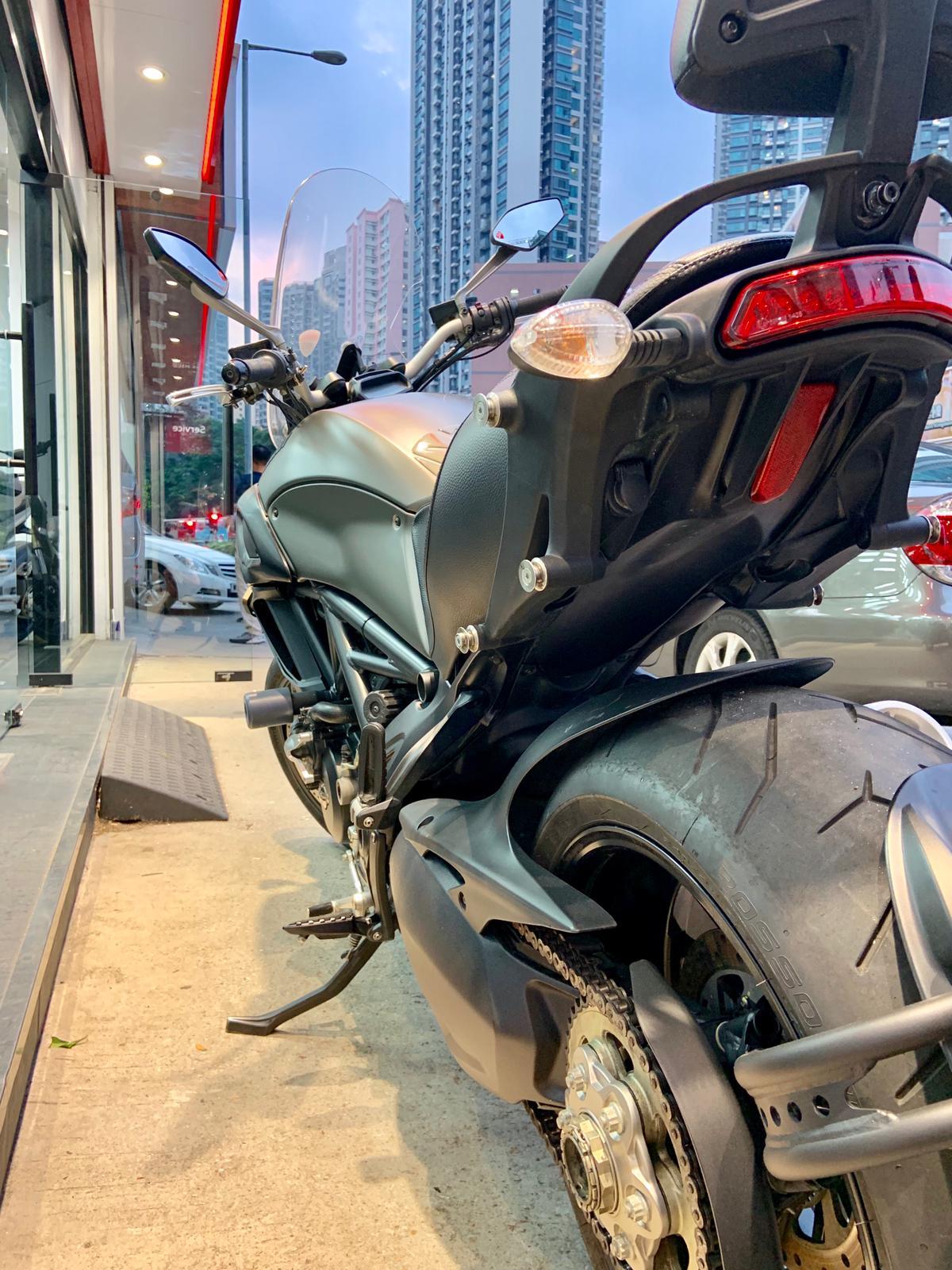 【好運車行有限公司】 DUCATI DIAVEL 二手車 2013年 - 「Webike摩托車市」