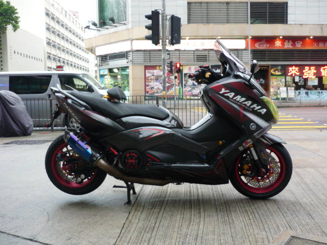 【美聯電單車服務有限公司】 YAMAHA TMAX530 二手車 2015年 - 「Webike摩托車市」