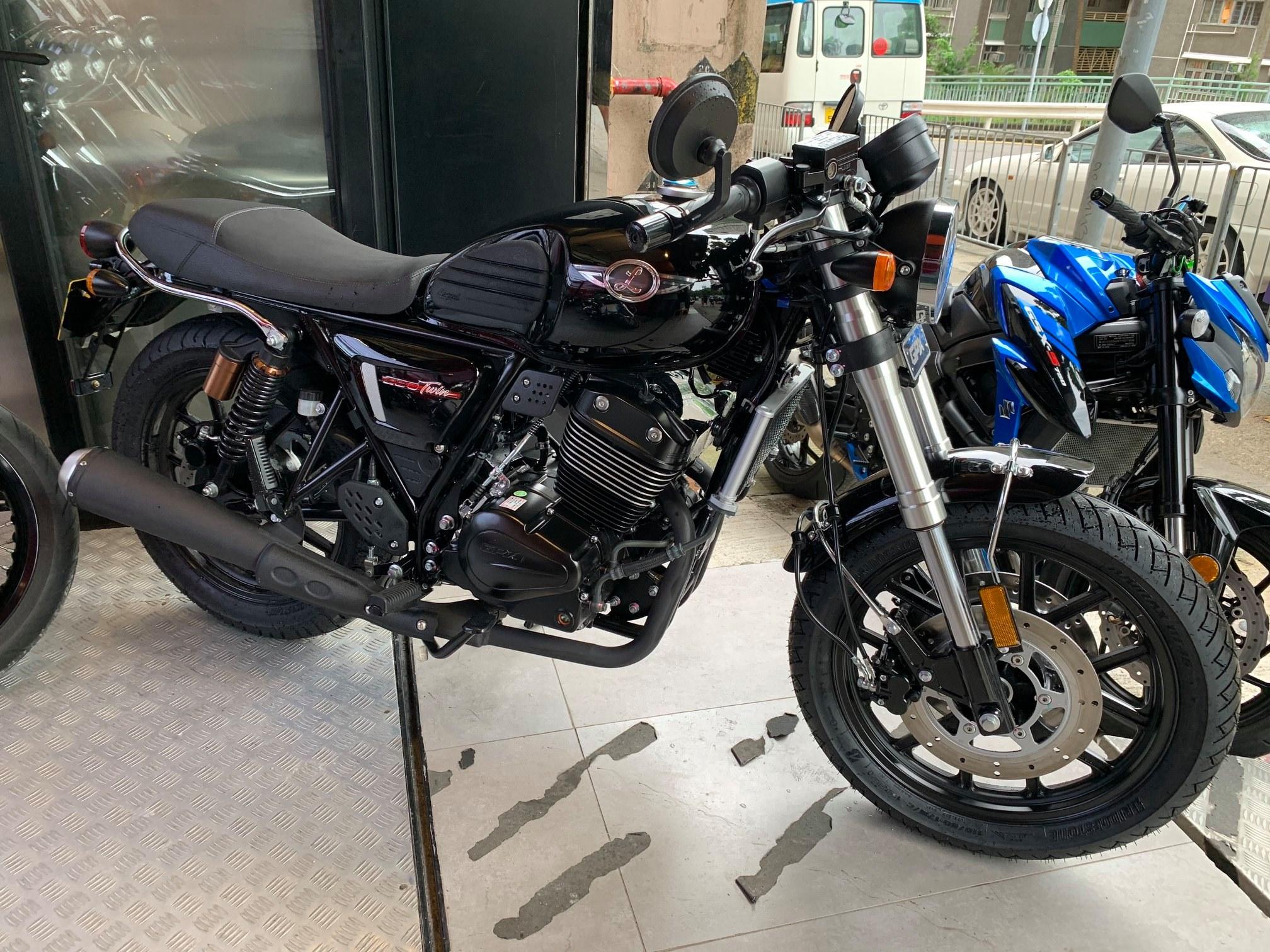 GPX Legend-200 2020    -「Webike摩托車市」