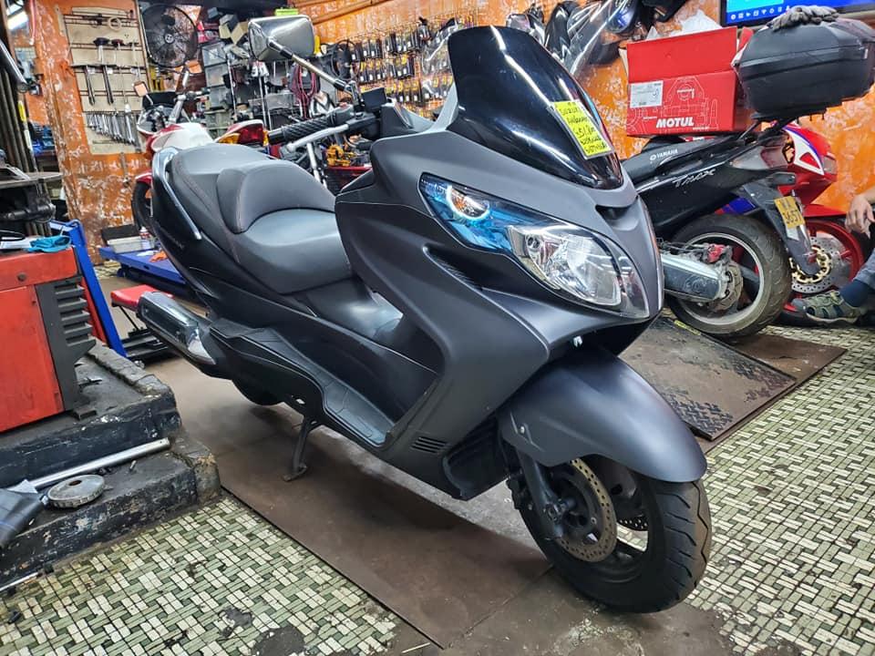 SUZUKI Burgman 400 (SKYWAVE400) 2015    -「Webike摩托車市」