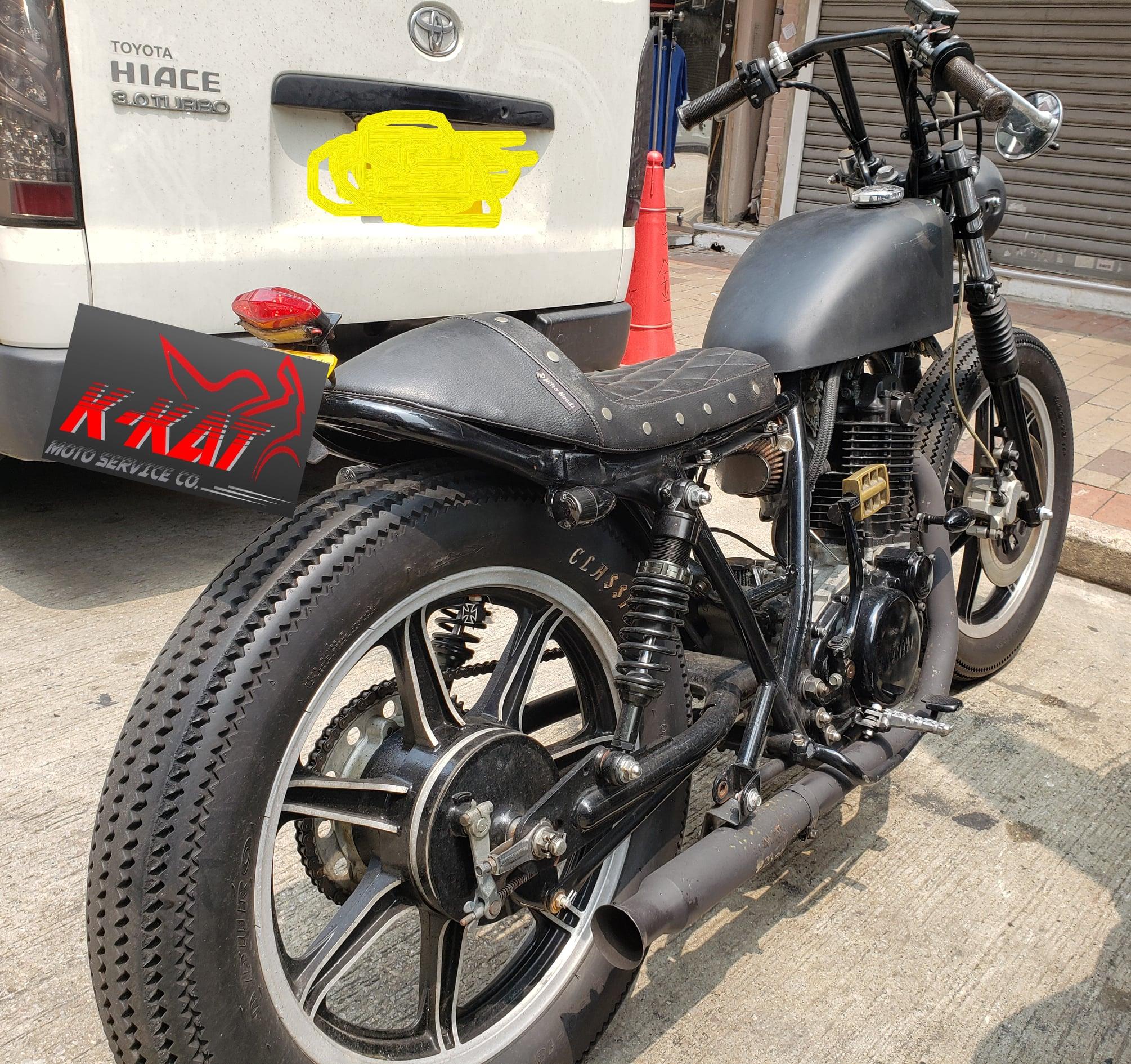 【K-KAT MOTO SERVICE CO.】 YAMAHA SR400 二手車 1994年 - 「Webike摩托車市」