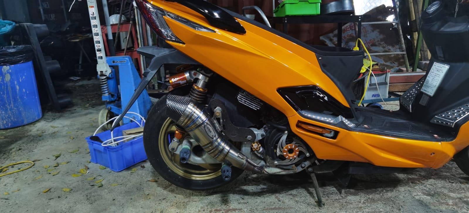 【個人自售】 SYM 三陽 Fighter 4V 150 二手車 2013年 - 「Webike摩托車市」